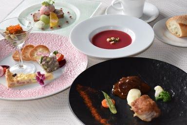 フレンチレストラン Premier  コースの画像