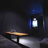 【個室】プライベートルーム×3