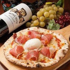 WINE&PIZZA HACHI (ワインアンドピッザハチ)