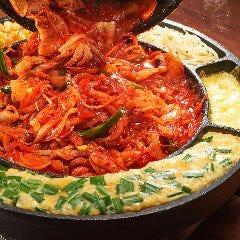 Korean Dining ハラペコ食堂 心斎橋店