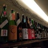 これからの季節にぴったりの燗酒も約20種類あります♪