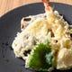 旬の食材を使って天ぷらコウカシタの天ぷら盛り合わせ