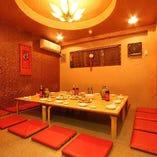 ◆10名様までの個室