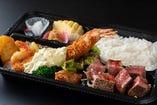 ステーキ弁当(スペシャル)