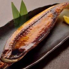 塩釜は『間宮塩蔵』の熟成干物たち