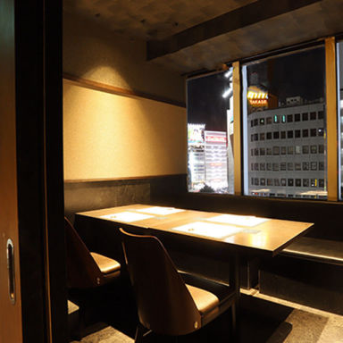 池袋 鮨 みや川  店内の画像
