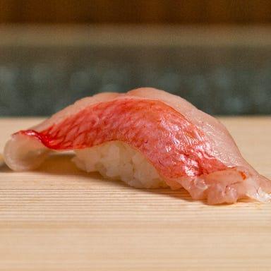 池袋 鮨 みや川  コースの画像