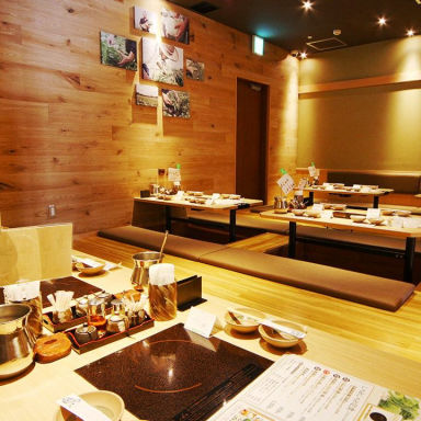 しゃぶしゃぶ温野菜 横須賀モアーズシティ店 店内の画像