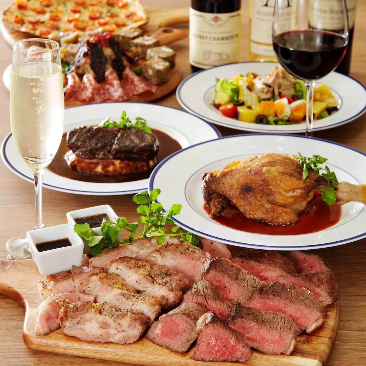 La Boucherie et Vin 〜肉屋のワイン食堂〜浜松町