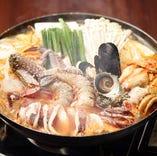 ヘムルタン(海鮮キムチ鍋)