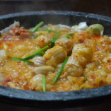 ピリ辛コプチャン鍋