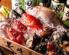おさかなや 魚魚権 目黒