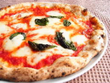 当店自慢の手作りピザ