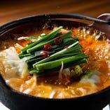 チゲ餃子鍋