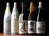超特選日本酒 蔵元のフラッグシップの銘酒がズラリ