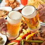 オーナー厳選の世界ビールをお楽しみください!