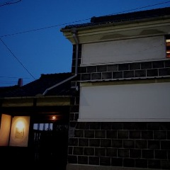 キャンドル卓 渡邉邸