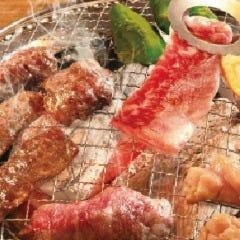 津山 海鮮焼肉 七厘家