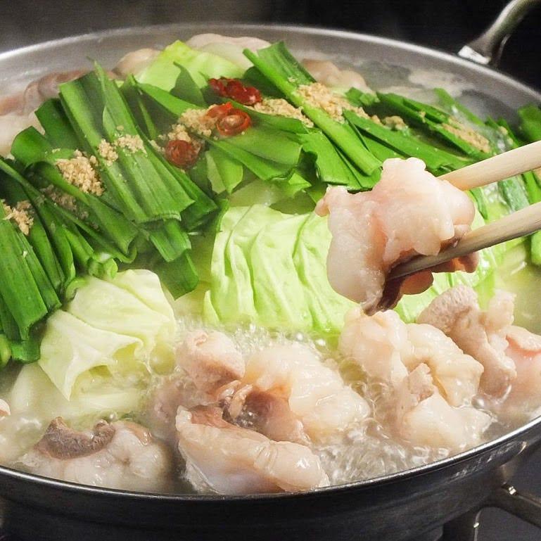 木村屋本店は博多もつ鍋の専門店です