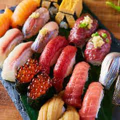 寿司食べ放題 個室居酒屋 呑んだくれ酒場 浜松町 大門店
