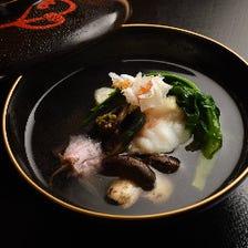 古都 二十四節気の京を感じる京料理
