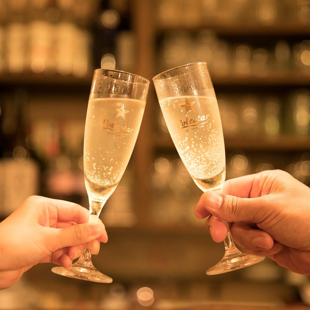 記念日などに最適なワインも多数ご用意しています。