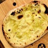 ヤマナーラ(マリナーラビアンコ)(チーズなし)