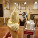 生ソフトクリーム クリミア