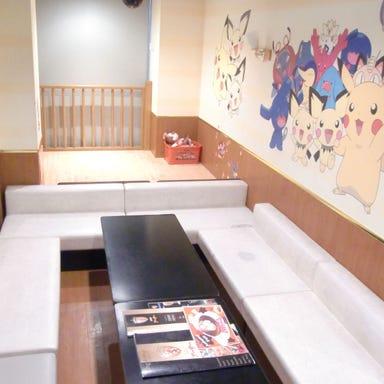 カラオケ アーサー 市原店 店内の画像