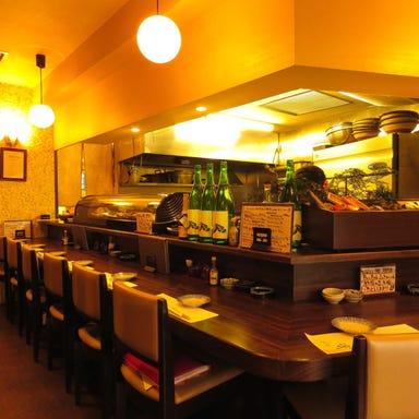 牡蠣ひよっこ商店 胡町店 店内の画像