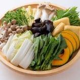 野菜の盛合わせ