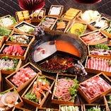 料理長厳選の食材を鮮度にこだわりご提供致します!