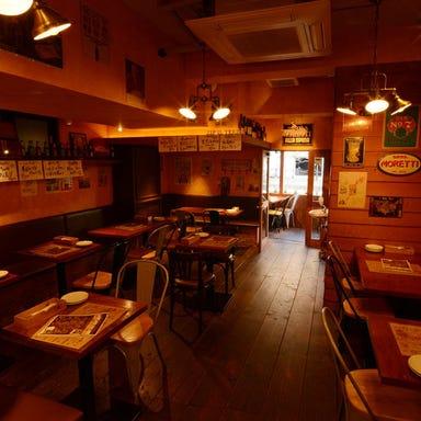 お肉とワイン 野毛ビストロZIPテラス  店内の画像