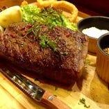 【北海道産】大沼牛のステーキ