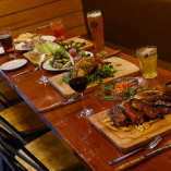 [ZIPで肉宴会] 大満足の肉宴会コースをご用意しました♪