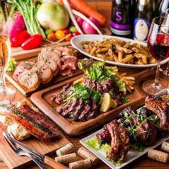 お肉とワイン 野毛ビストロZIPテラス