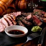 アルゼンチン牛「サーロイン」肉の王様サーロイン!希少なアルゼンチン牛でどうぞ
