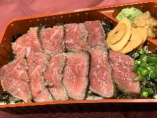 国産牛 特上ステーキ重