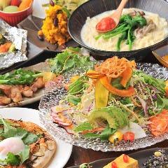 vegetables&food 彩や
