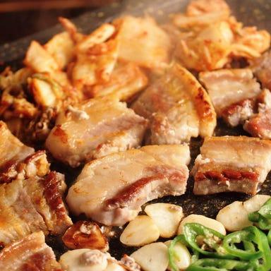 韓国料理 李朝園 上本町店 こだわりの画像