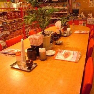 韓国料理 李朝園 上本町店 店内の画像