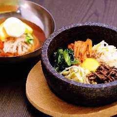 韓国料理 李朝園 上本町店