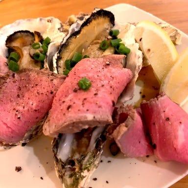 SAKADO 肉バル AJIKURA  こだわりの画像