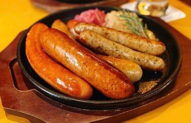 SAKADO 肉バル AJIKURA  メニューの画像