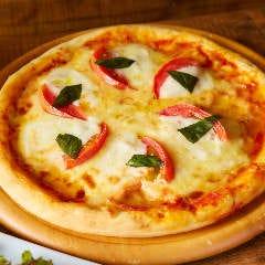 完熟トマトのマルゲリ-タ