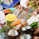 毎日新鮮な産地直送の旬魚【大阪府】