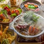 各種飲み放題付のご宴会コースやお鍋を多数ご用意しております