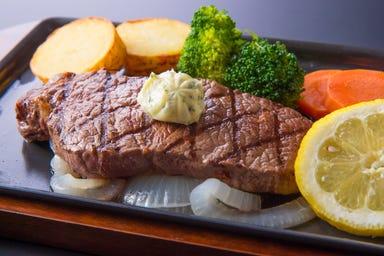 ステーキの石かわ 伊勢店 コースの画像