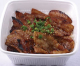 庄内豚の脂の旨味でご飯がすすむ。