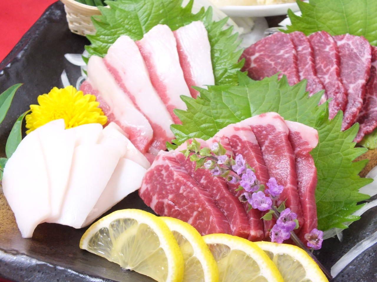 熊本名物!!桜肉・・・